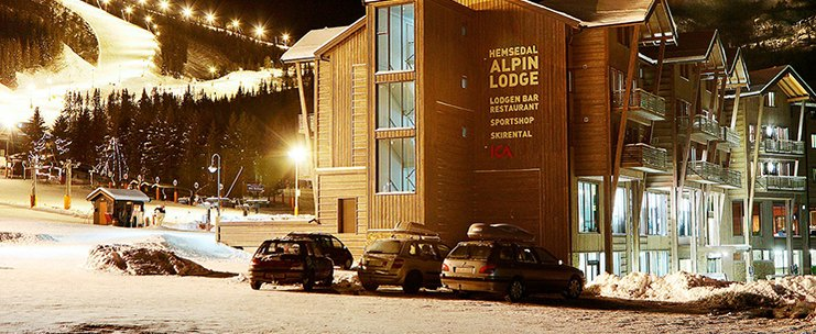 SkiStar Lodge Alpin Apartments