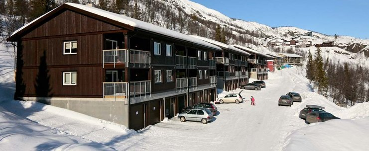 Skarsnuten Panorama Apartments